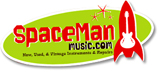 Spaceman Music Logo