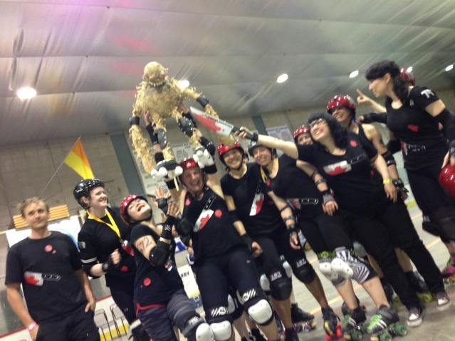 The Slaughter Daughters take home the Beast of the East!