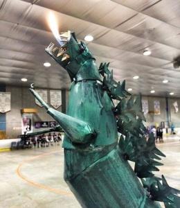 Beast-Sculpture