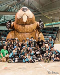 Sirens and Roc City B-sides at Beaver Fever 2015